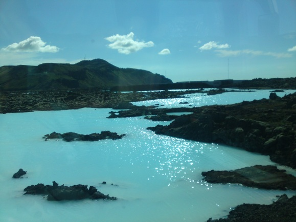 The Blue Lagoon, Iceland 2010